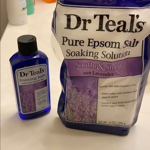 Dr teals bundle amazing way to relax